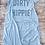 Thumbnail: Dirty Hippie Distressed Maxi Dress