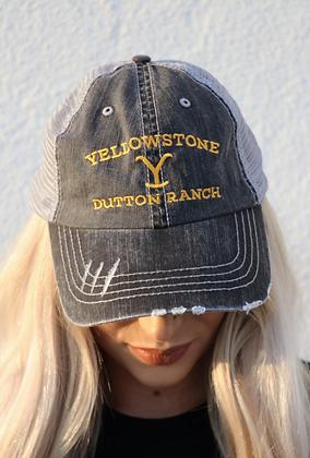 Yellowstone Dutton Ranch Trucker Cap | Unisex