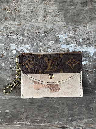 Louis Vuitton Card Case Keychain