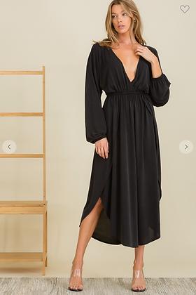 Mia Reversible Midi Dress