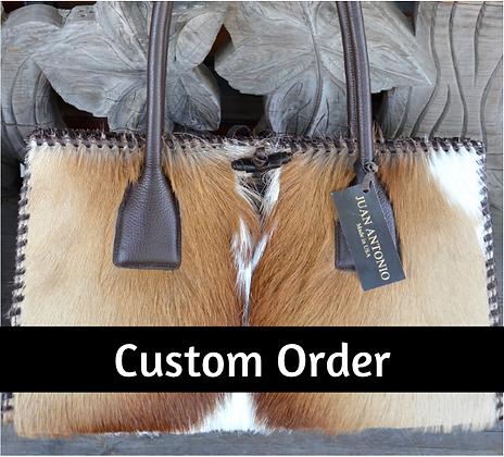Custom Order | Juan Antonio