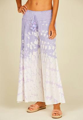 Boheme Purple Tie Dye Pant