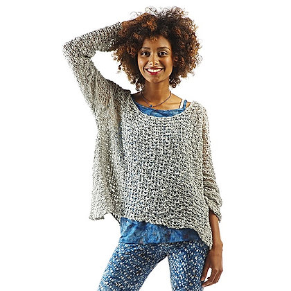 Long Sleeve Crochet Soul Warmer