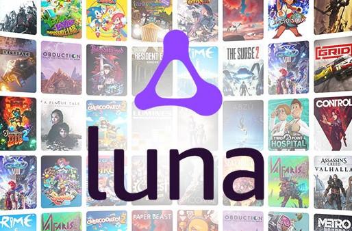 Luna | Amazon anuncia seu próprio serviço de streaming de jogos