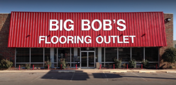 Big Bob's Flooring Outlet Storefront