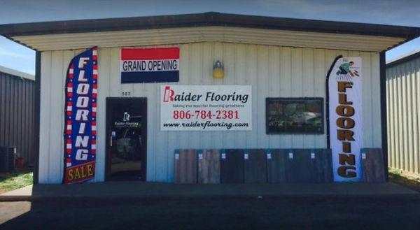 Floor To Ceiling Raider Flooring