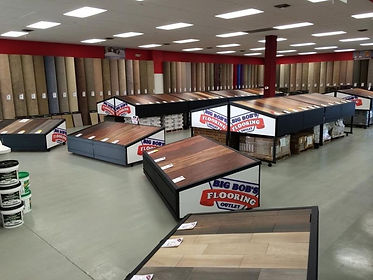 Big Bob's Flooring Outlet Showroom