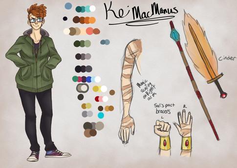 Kei MacManus