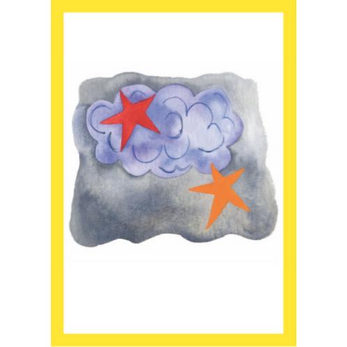 Weather Massage Cards (illustration only)