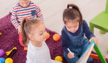 THE CASE FOR OLD-SCHOOL KINDERGARTEN: WHY WE NEED TO LET OUR KIDS PLAY