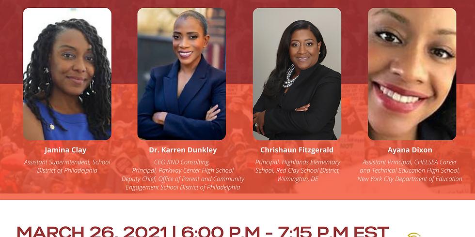 Standing in the Gap: Black Women Leading Education