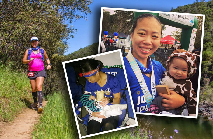 Ultra Mom Runs Postpartum 100-miler