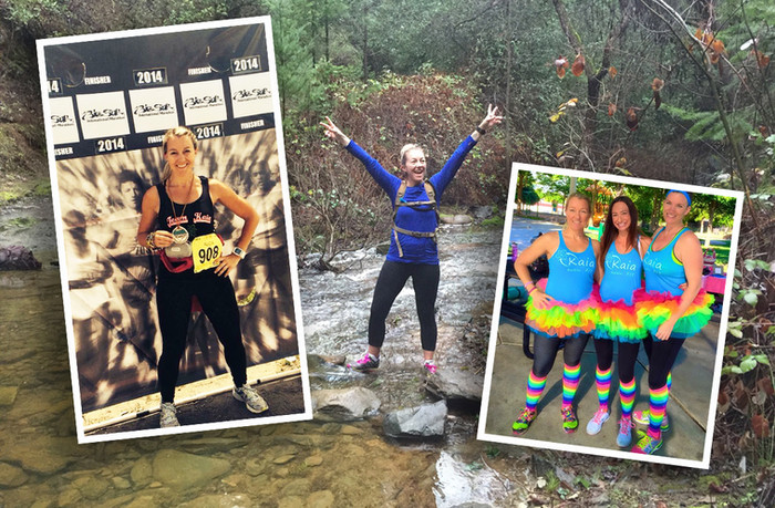 Kaia FIT and ultra-ready for the SF50k