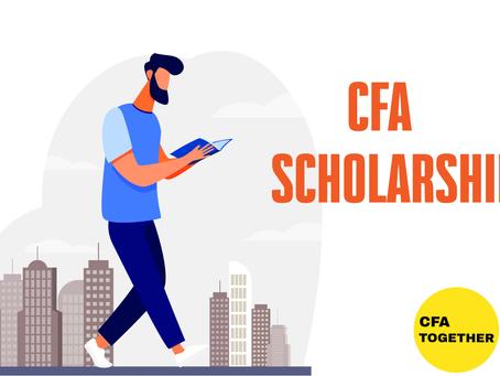 6 loại học bổng CFA
