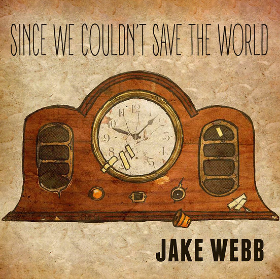 Since We Couldn't Save The World - CD