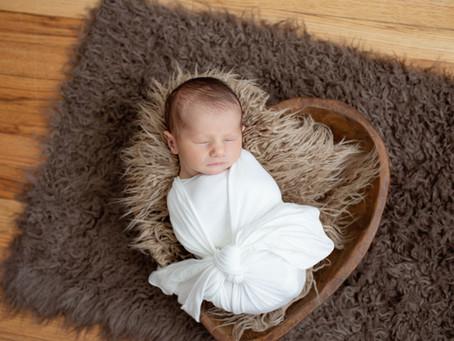 Newborn Ethan | Denver