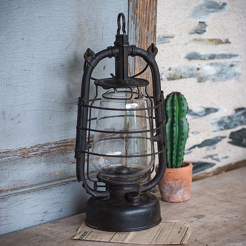LAMPE TEMPÊTE ANCIENNE