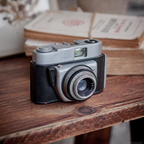 appareil photo argentique Beier Beroquick SL125 - Gris Groseille boutique déco brocante angers 49