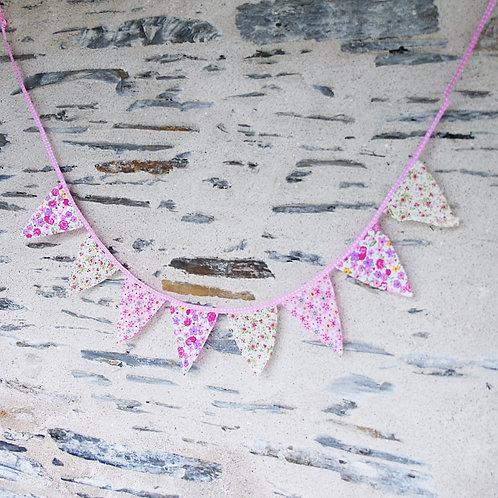 Guirlande bunning fanions - Gris Groseille boutique en ligne déco wedding Angers