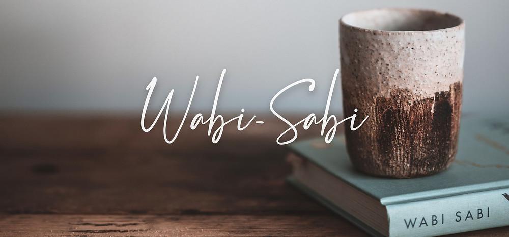 Collection tendance Wabi-Sabi chez Gris Groseille concept-store Angevin univers de la maison