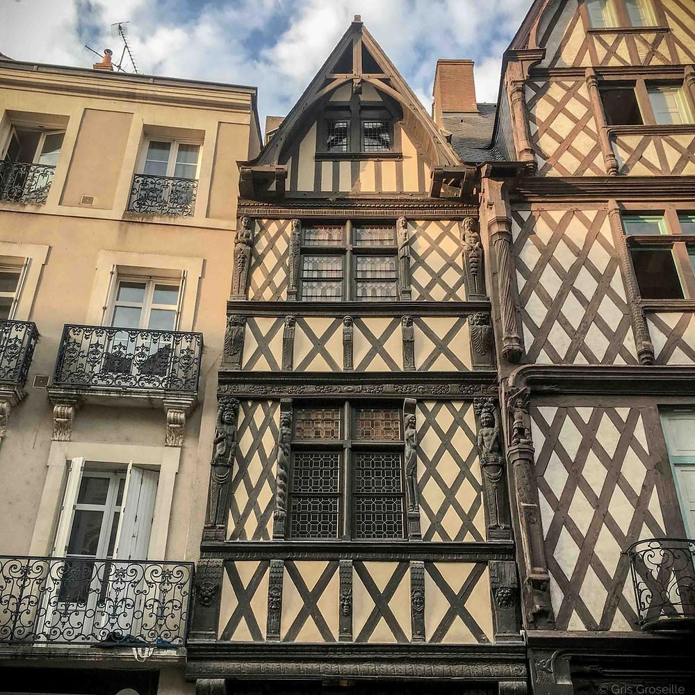 L'Oisellerie - Chambres d'Hôtes et boutique de produits locaux Angers centre-ville