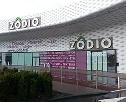 Gris Groseille chez Zôdio, Centre Commercial Atoll Beaucouzé