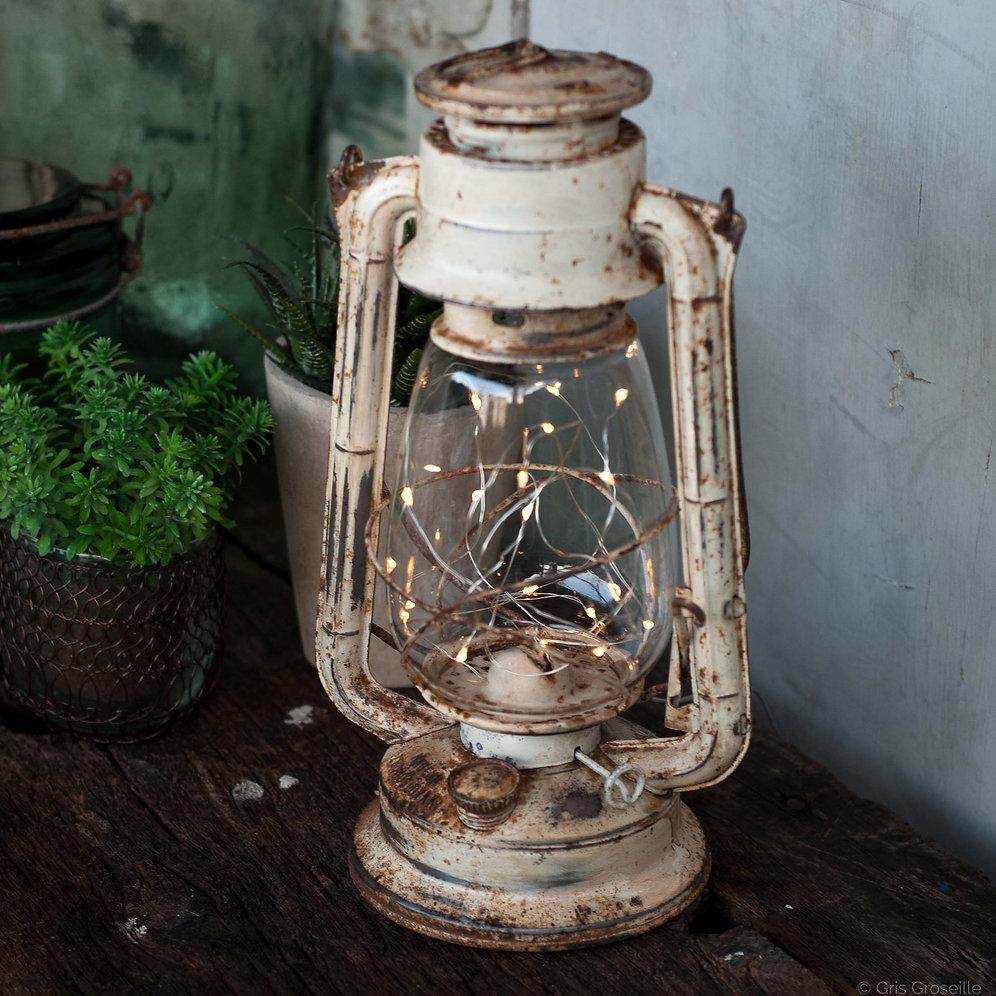Shop Tempête Lampe À Groseille Ancienne LedGris ukZiPX