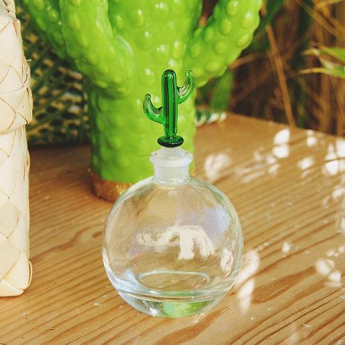 Flacon Cactus - Gris Groseille boutique de décoration Urban Jungle Angers