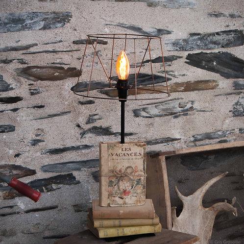 LAMPE LIVRES CRÉATION