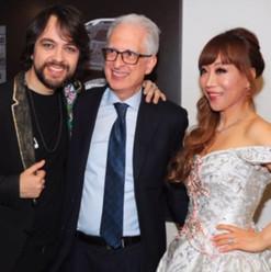 with Federico Failla and Sumi Jo