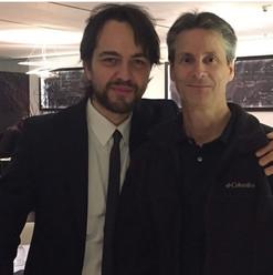 with Steven Mercurio