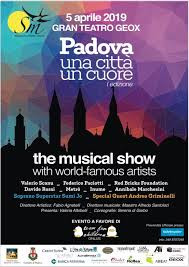 Charity Concert in Padova
