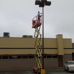 Commercial Painting Job