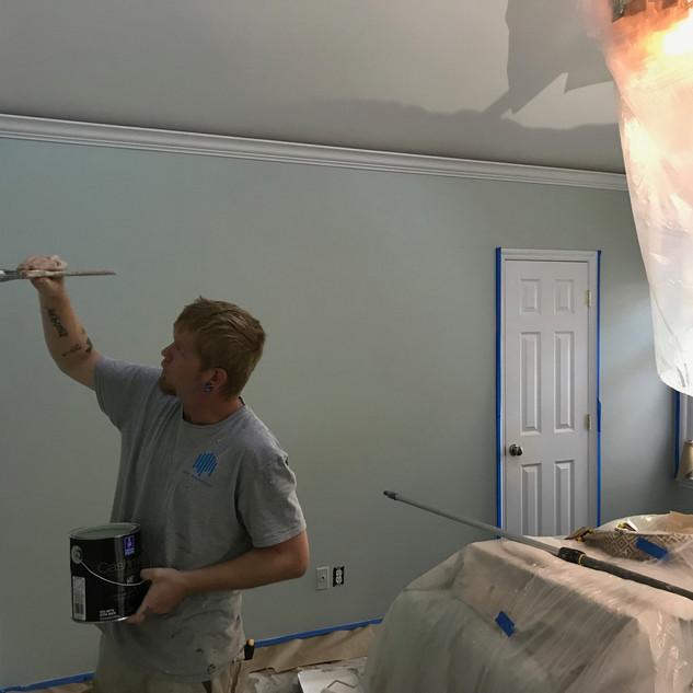 Interior Repaint