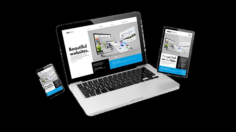 flying-laptop-mobile-tablet-3d-rendering
