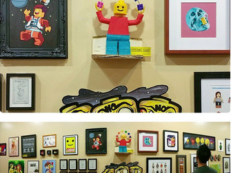 """""""Everything is AWESOME"""" Lego Tribute Show"""