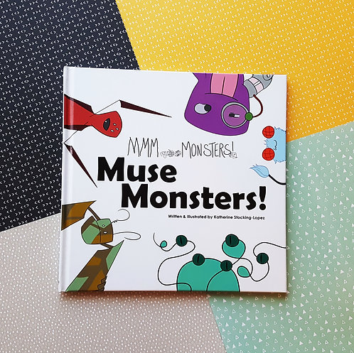 MMM...Monsters in MUSE MONSTERS!