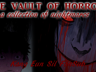 The vault of horror : a collection of nightmares