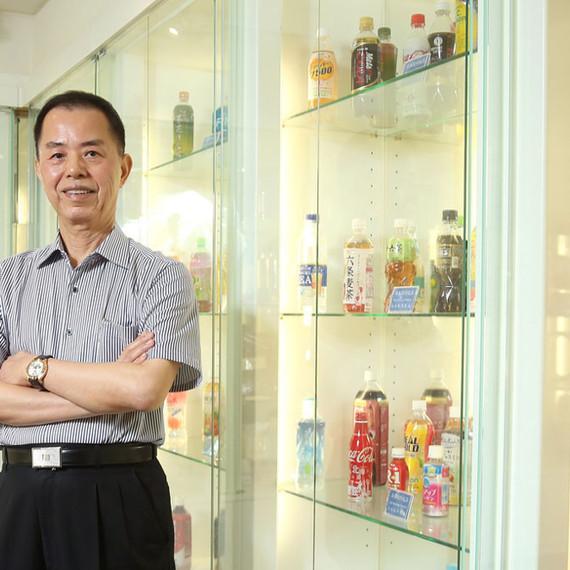 亞洲瓶蓋王CEO!宏全國際總裁曹世忠:事業是做出來的,不是講出來的。