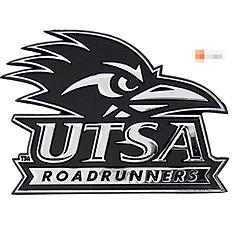UTSA_Roadrunners_Premium_Solid_Metal_Chr
