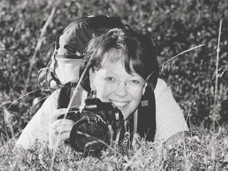 ENTDECKERIN: Heidi Bücker, Fotografin und Webdesignerin