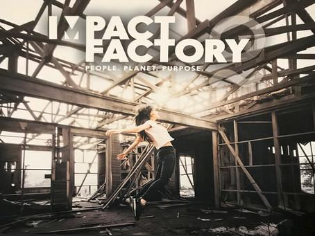 """SETHASA wird """"Fellow"""" der Impact Factory Duisburg"""