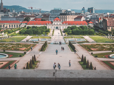 In Vorbereitung:  Pilotprojekt Glück – Wien