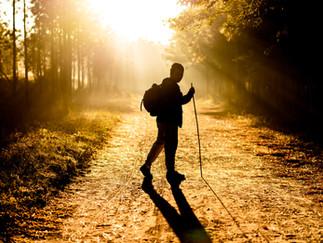 """GESUNDHEIT: """"Lieber ein verregneter Tag in den Bergen, als ein sonniger im Büro."""""""
