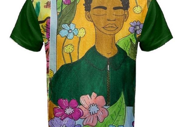 """""""Mid Bloom"""" Men's Artwear"""