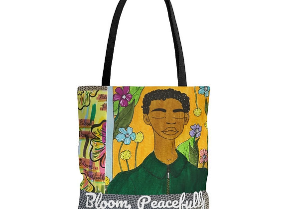 Bloom Peacefully Tote