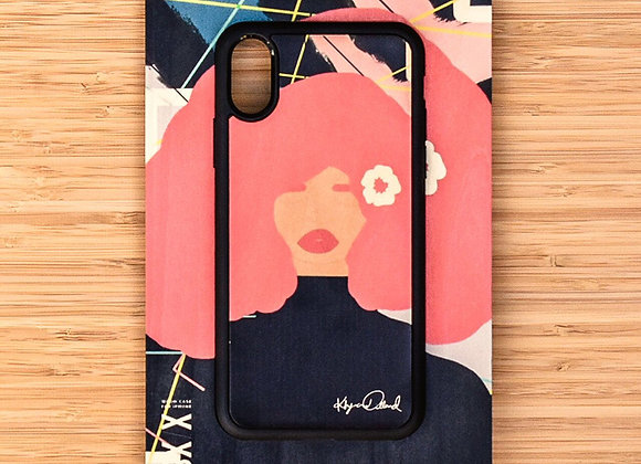 """""""Peace in Hawai'i #1"""" Wooden iPhone Case"""