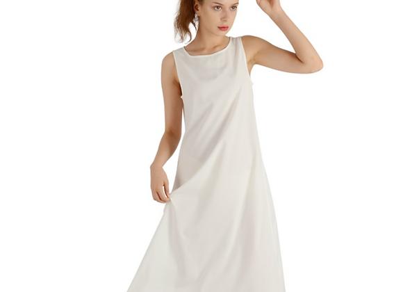 Custom Digital Portrait + Custom Spring Flow Maxi Dress Combo