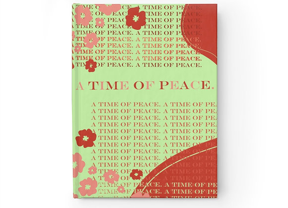 A Time of Peace Journal | GREEN