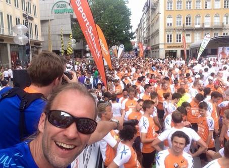 ClaudiosStimme beim SportScheck Run 2018